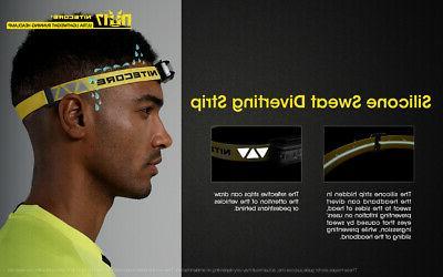NITECORE NU17 Rechargeable Headlamp and