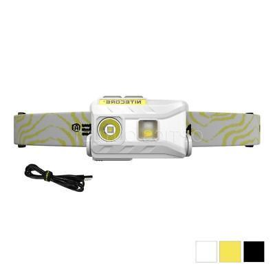 NITECORE NU25 360 Lumen White, Red, High CRI LED Rechargeabl