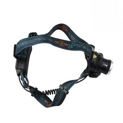 Outdoor Waterproof Headlamp For Camping Hiking Dog Walking And