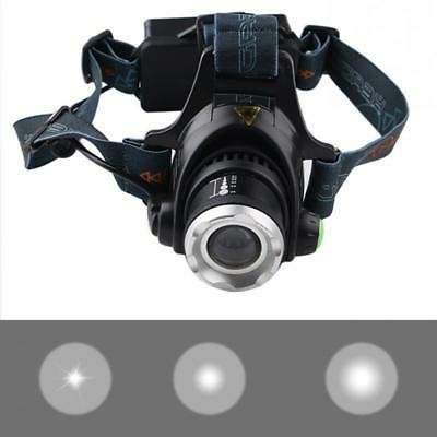 usa outdoor waterproof led headlamp for camping