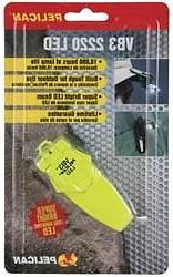 Pelican Products, Inc. Plastic Hands Free Headlamp 6 Lumens,