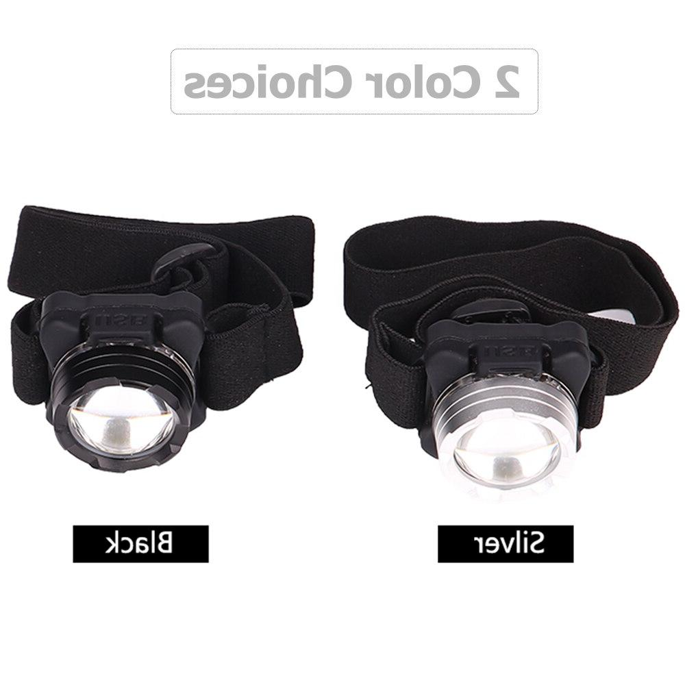 Powerful USB Headlight Light <font><b>Waterproof</b></font> Head Red