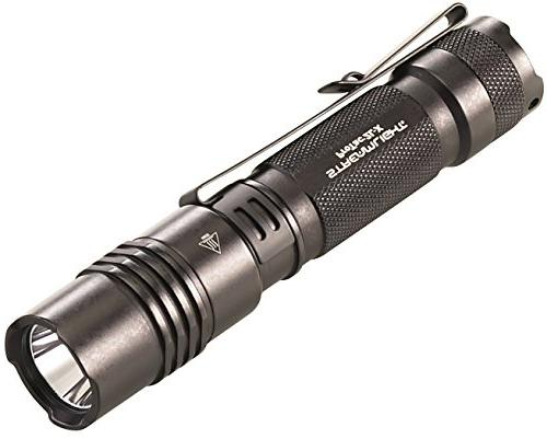 protac tactical flashlight black 88062