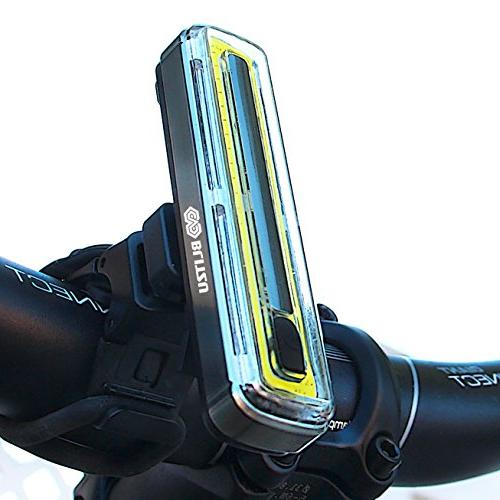 rechargeable bike light super bright