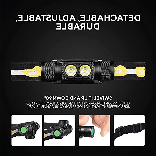 2x CREE LED - and Amazing Great and Hiking Gear