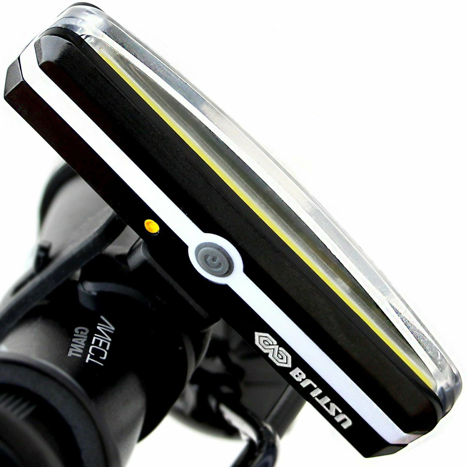 rechargeable headlamp ultra bright bicycle lamp helmet