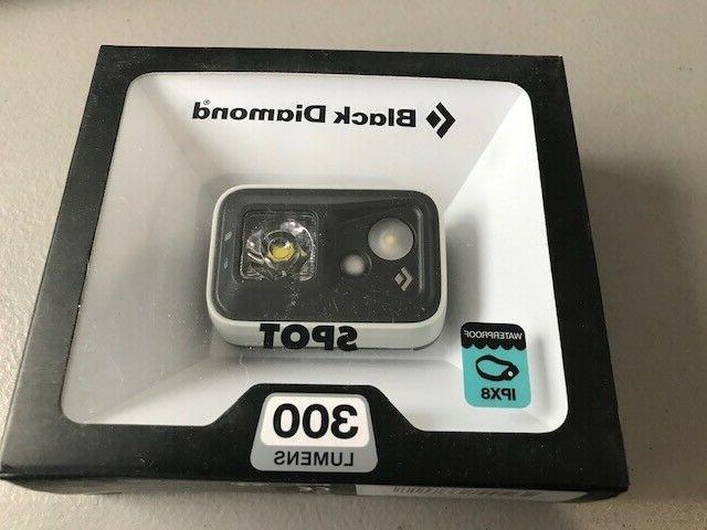 Black Diamond Spot 300 Lumens Headlamp Aluminum Waterproof I