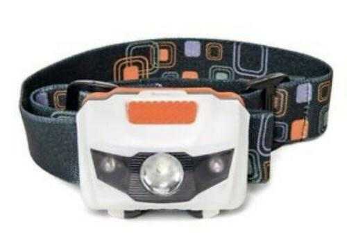 Black Storm Lumens Headlamp IP67 New In 2017