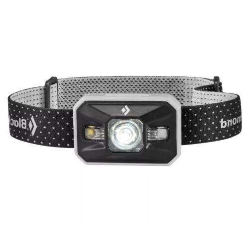 Black Lumens Headlamp Aluminum IP67 New