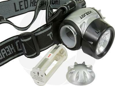 Strap On Headlamp Adjustable Work Light Light