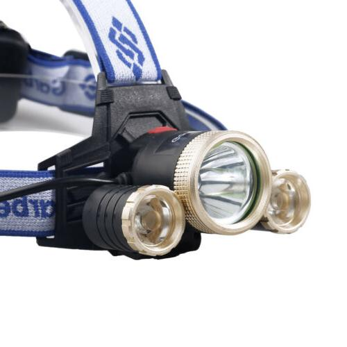 Super Bright T6 LED 18650