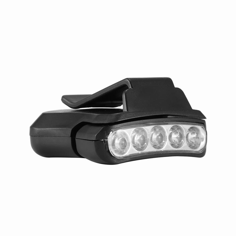 Super Bright Light Waterproof Headlight Lamp Flashlight Cap Hat Light Fishing Head Lamp