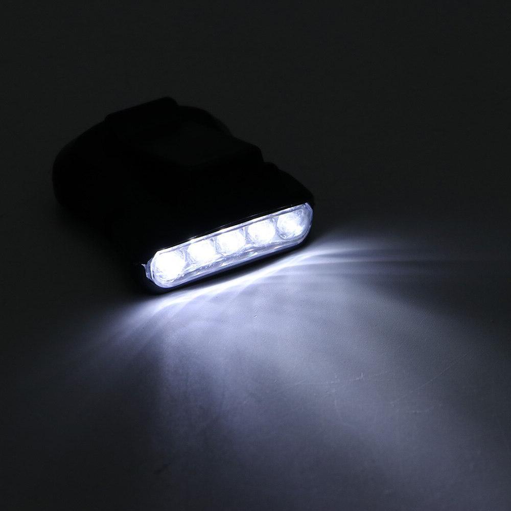 super bright led cap light waterproof headlight