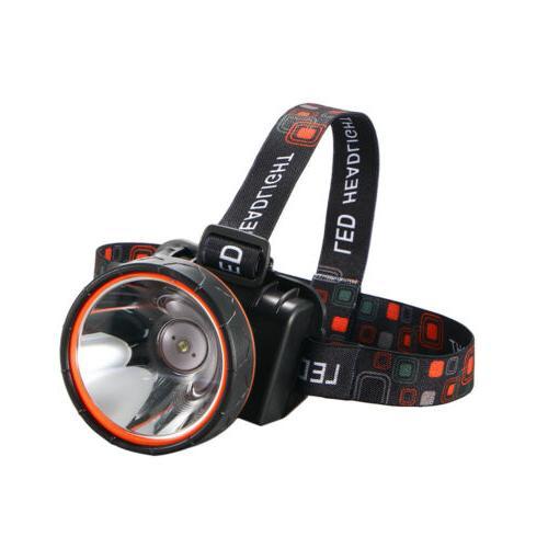 waterproof Rechargeable Headlight 5000 Lumens Hunting
