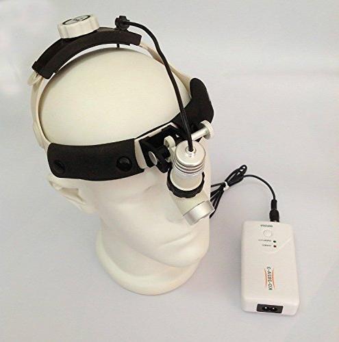 surgical headlight medical headlamp temperature