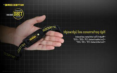 NITECORE LED Clip with USB Wall