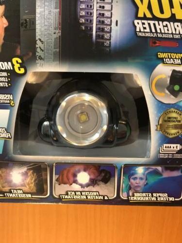 Headlamp, Hands-Free Seen TV