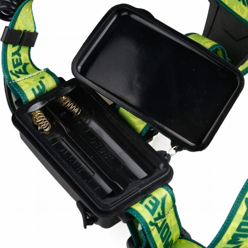 Tactical 90000LM T6 LED Zoomable Flashlight Head Torch USA