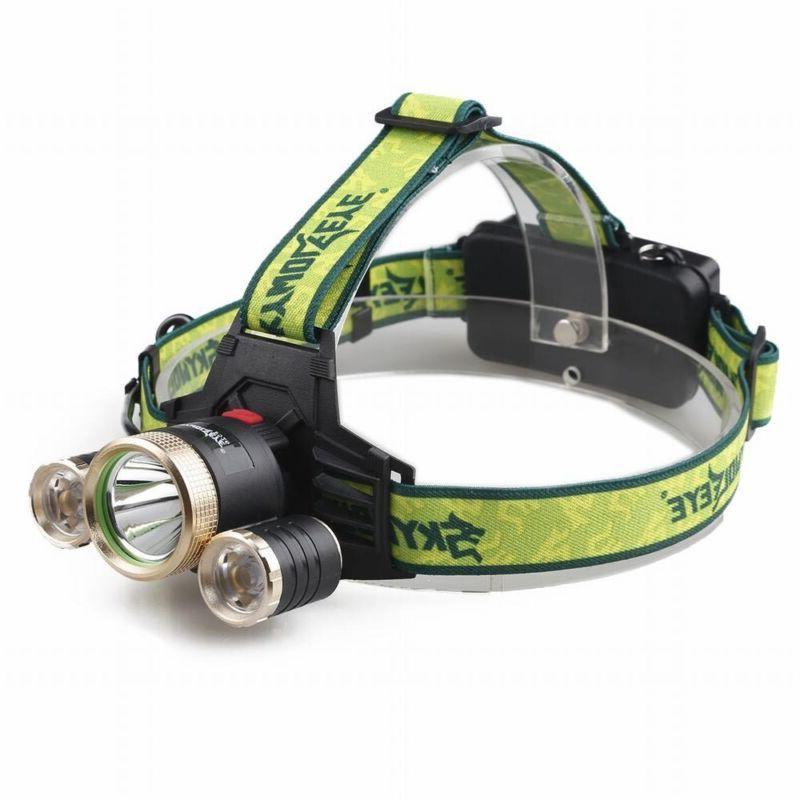 LED Headlight Flashlight