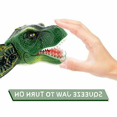 The Headlamp - T-Rex Headlamp for