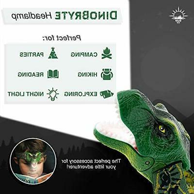 The Headlamp T-Rex Headlamp for