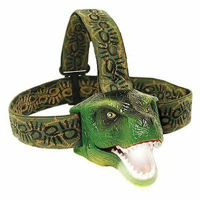 the original dinobryte led headlamp t rex