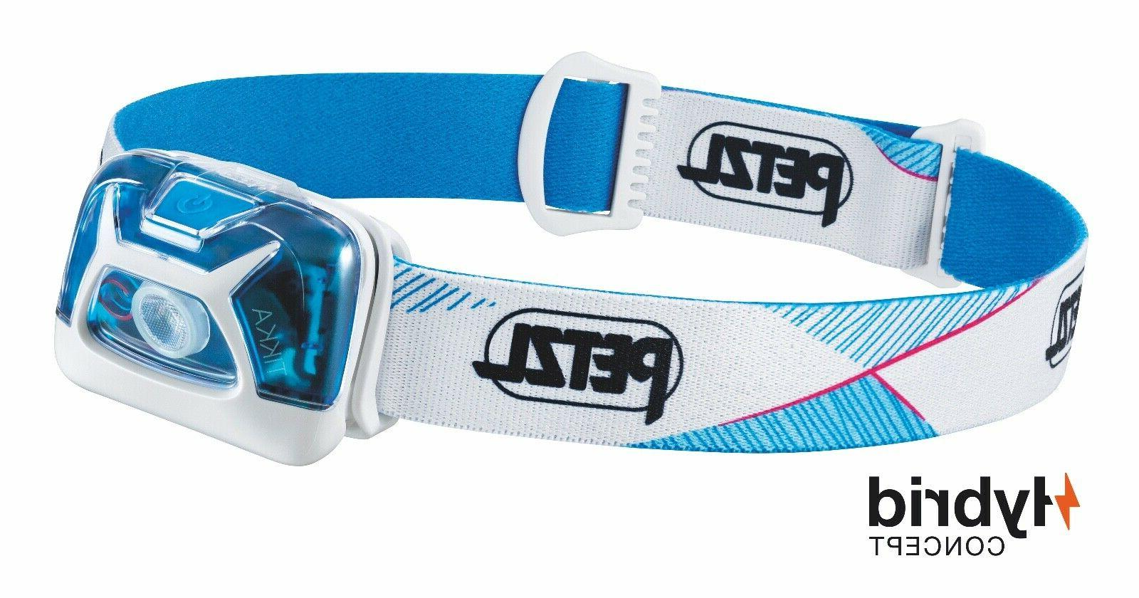 PETZL TIKKA 300 LUMENS HEADLAMP - 2019/2020 - MODEL E93