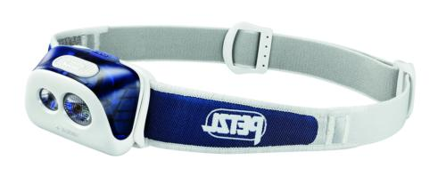 Petzl Tikka Plus Headlamp Lighting Blue