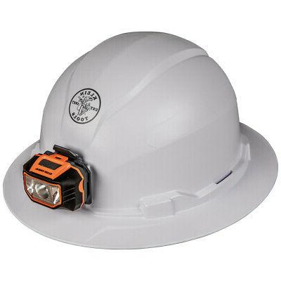 Hat, Non-vented, Style with Headlamp