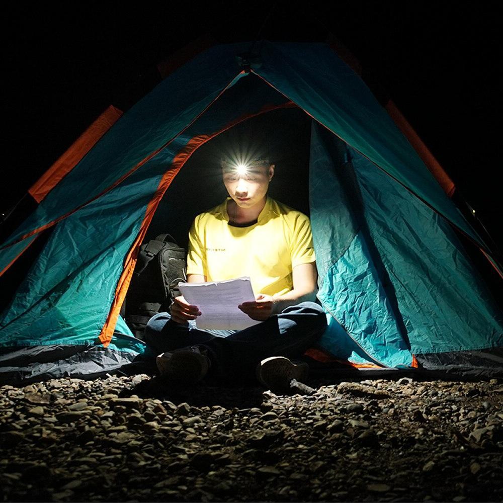 <font><b>NITECORE</b></font> Rechargeable Battery U2 Headlight Camping Travel