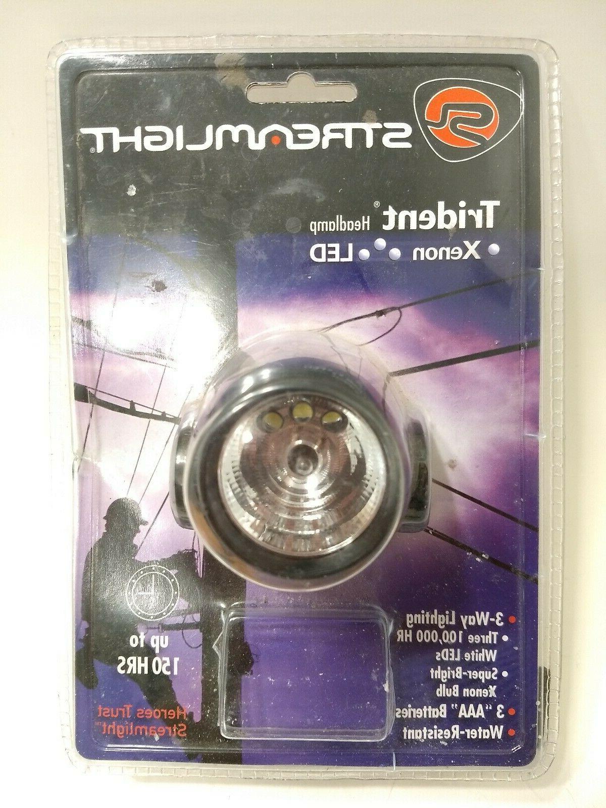 Streamlight Headlamp - 3 Xenon