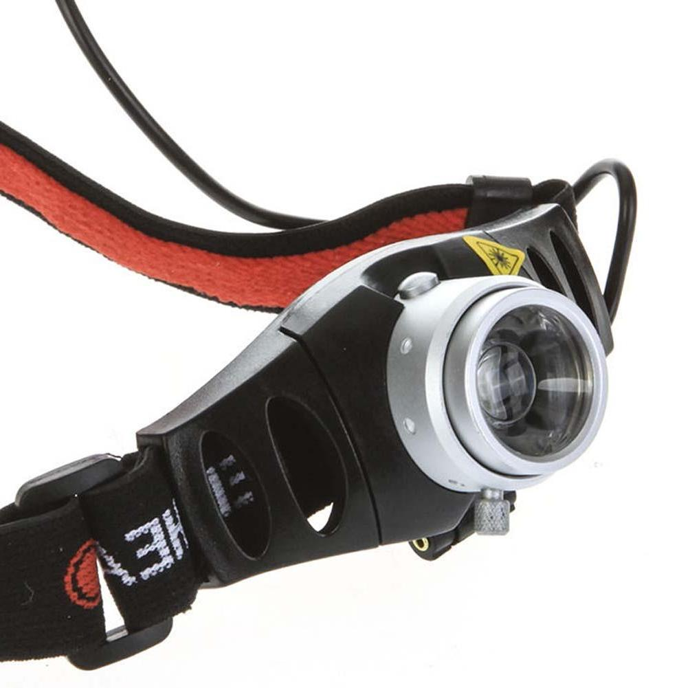 hunting Portable LED Headlight Ultra <font><b>Lumen</b></font> Q5 Headlight Red