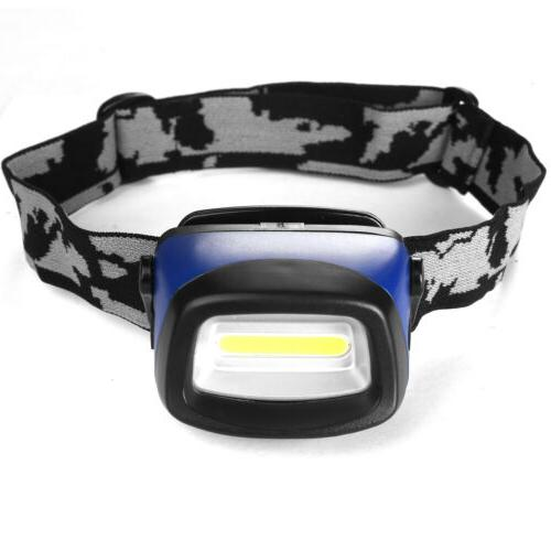 SAVFY Rechargeable Headlight Head Torch