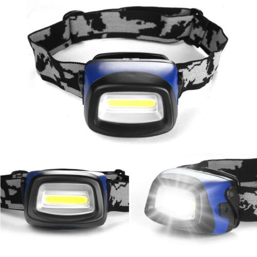 SAVFY Rechargeable Sensor Headlight Head Torch Light