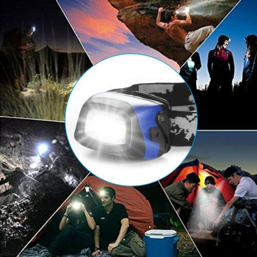 SAVFY USB Rechargeable Headlight Head Light