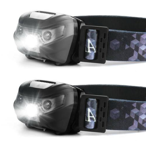 SAVFY USB Head Torch Light