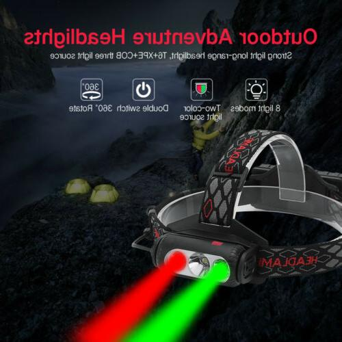 USB Light 3XLED 2X18650