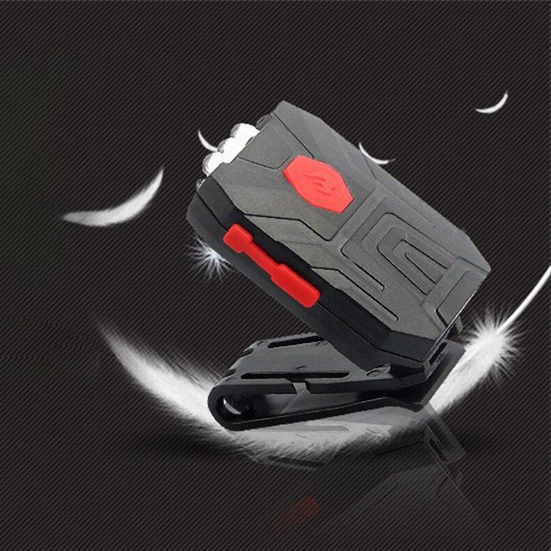usb rechargeable led head lamp with infrared