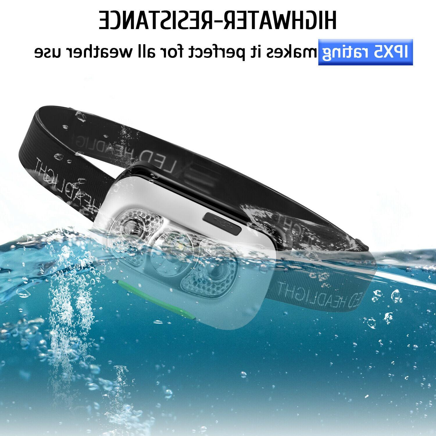 Rechargeable Torch Zoom LED