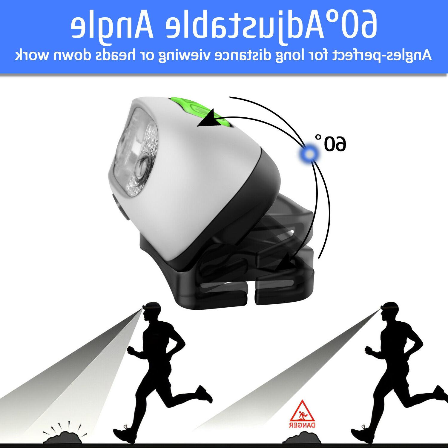 Rechargeable Lamp Torch Zoom