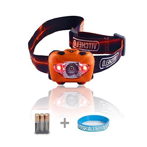 v800 headlamp flashlight