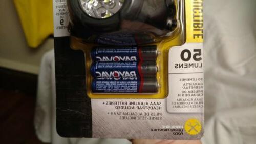 Rayovac Virtually Lumen 3AAA with Batteries