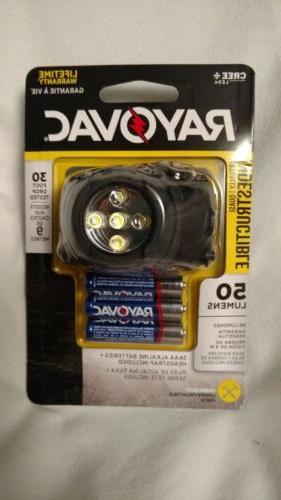 Rayovac Virtually Lumen with Batteries