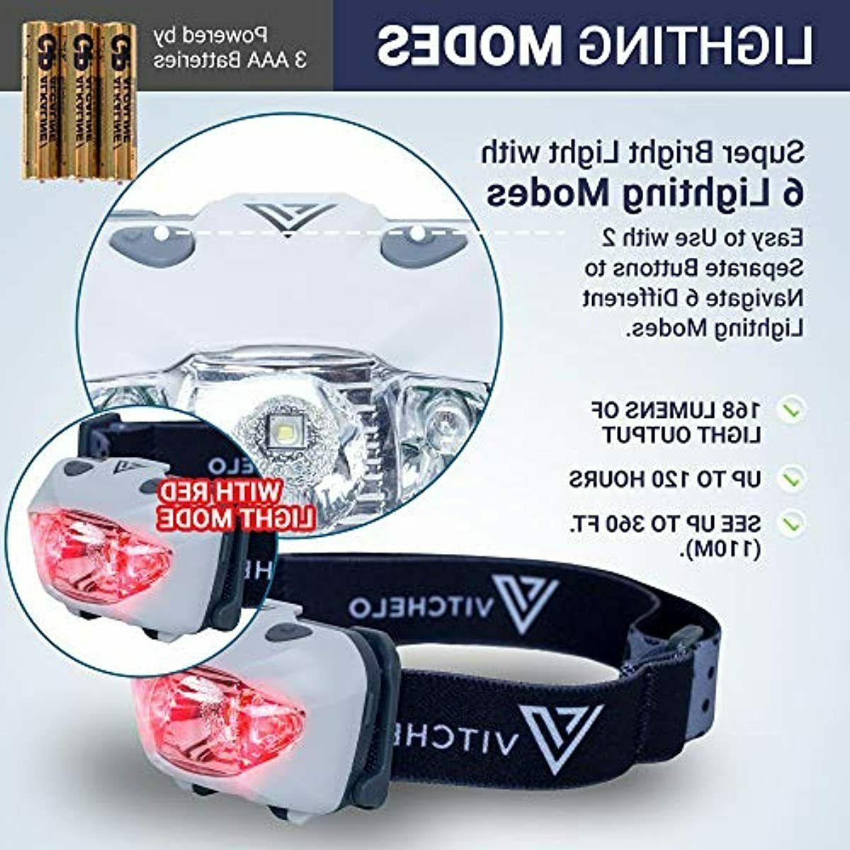VITCHELO with and LED Super He