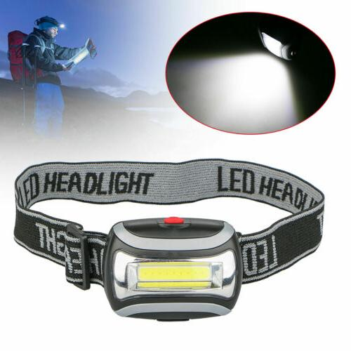 Waterproof Headlamp Head Working Lamp Hiking
