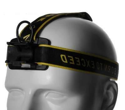 wizard headband w plastic headlamp holder