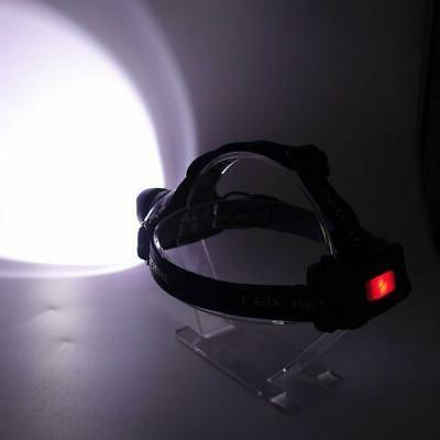 5000LM Rechargeable Headlight Head Lamp + 18650 +