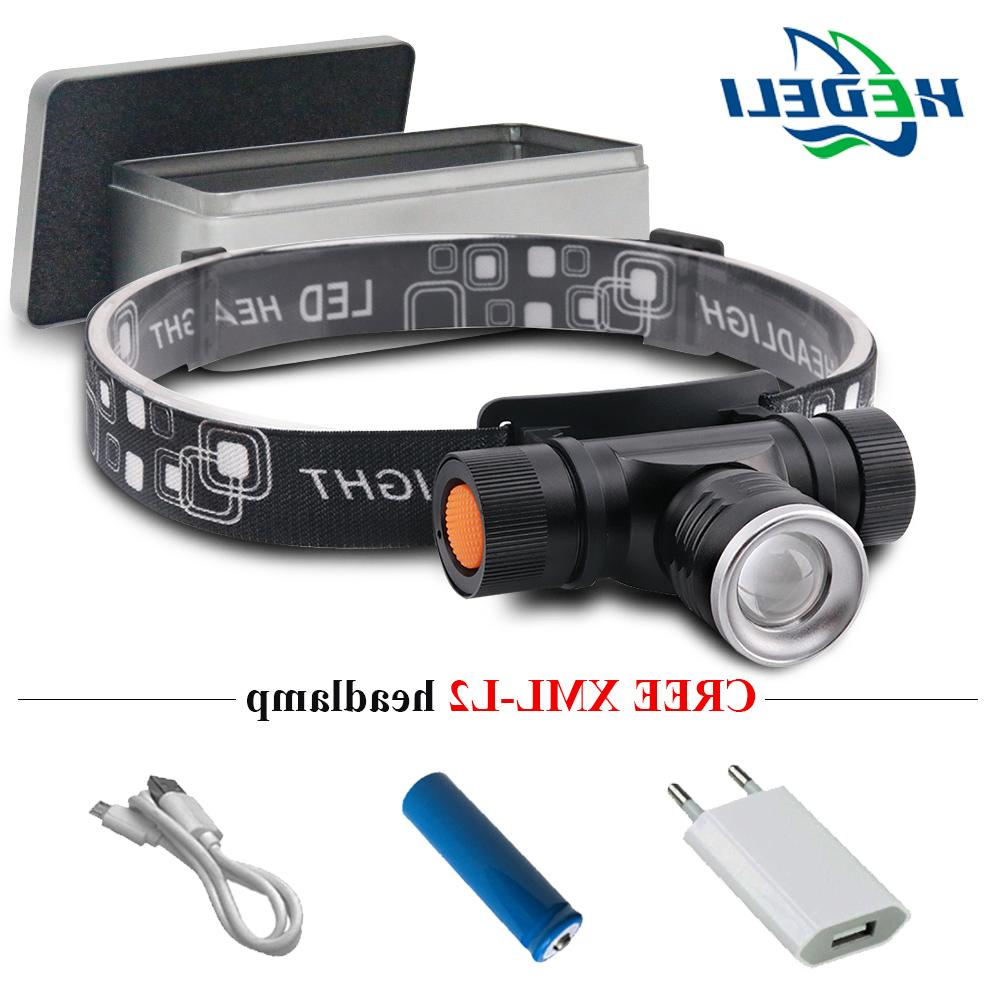 xm led head led flashlight zoomble <font><b>waterproof</b></font> torch use