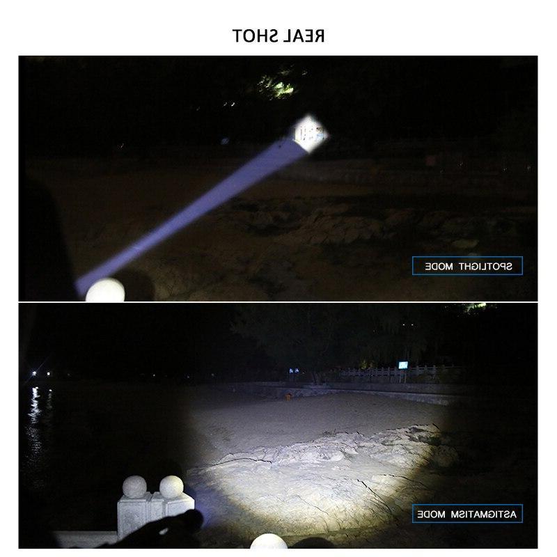 xm l2 lamp rechargeable head <font><b>waterproof</b></font> usb torch