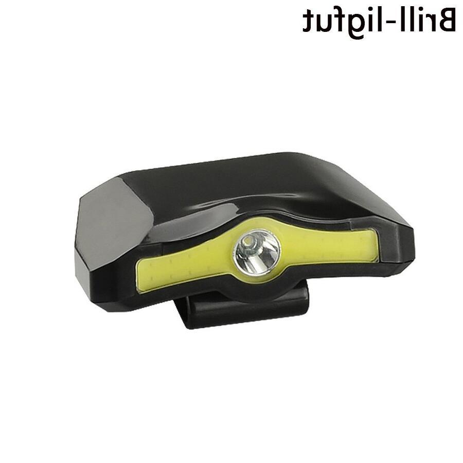 xpe cob led cap light font b